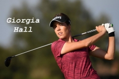 giorgia hall british open