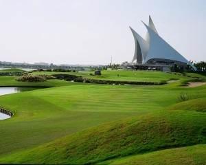EUROPEAN TOUR  ABU DHABY GOLF CHAMPIONSHIP