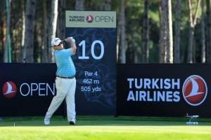 EUROPEANTOUR – IL TURKISH AIRLINES OPEN