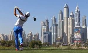 DUBAI – DP WORLD TOUR CHAMPIONSHIP