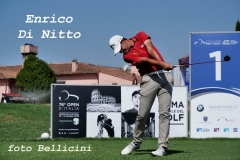 Enrico Di Nitto (Foto Bellicini