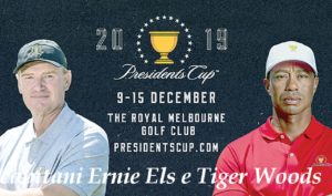 PGA TOUR – LA PRESIDENTS CUP